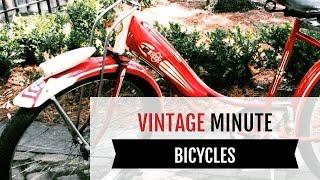 Crash Course on Vintage Bikes | On the Road: Charleston