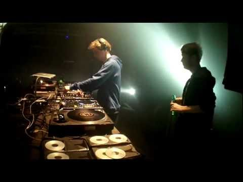 KOAN Sound (on stage) - Jungle Juice Exported @ Rockstore (Montpellier) - 21-01-2012