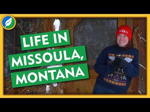 Life in Missoula, Montana - Field Trip