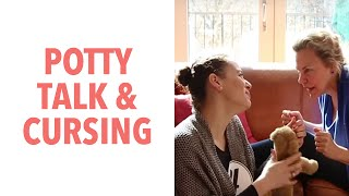 LoveParenting: How to Handle Potty Talk & Cursing - ROLE PLAY with Dr Laura Markham