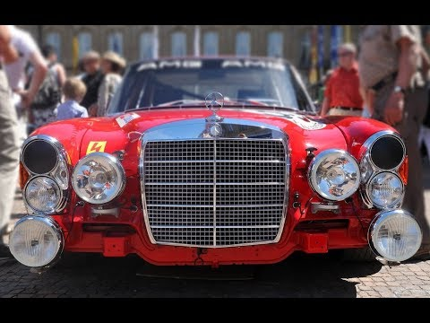 7 Mercedes AMGs History Of Performance