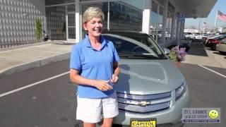 Gov. Jennifer Granholm Capitol Chevrolet Volt Testimonial