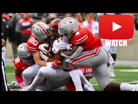 Minnesota vs #3 Ohio State Week 7 Full Game Highlights (HD)