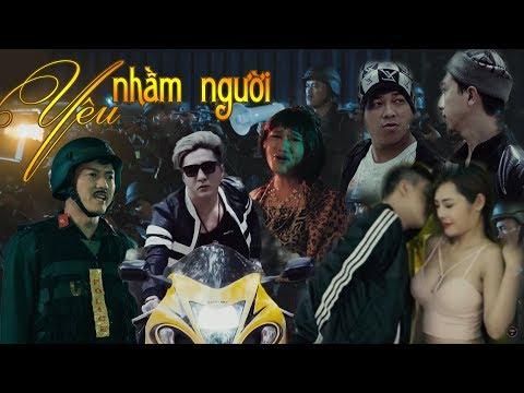 Phim Hài 2018 Yêu Nhầm Người - HKT, Lâm Chấn Khang, Dung Doll, Hứa Minh Đạt, Thanh Tân, Xuân Nghị