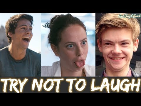 Maze Runner 3: The Death Cure Hilarious Bloopers and Gag Reel  Dylan O'Brien Funny 2018