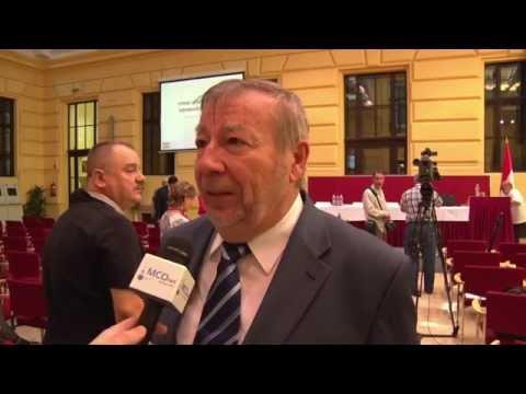 Kovács Árpád interjú / Gazdasági konferencia - 2014.07.17.