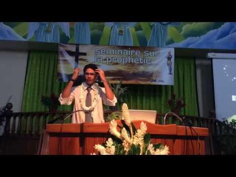 Séminaire Daniel-1 La prophétie la plus remarquable