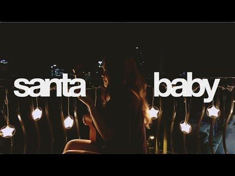 Santa Baby - Eartha Kitt (ukulele cover) | Reneé Dominique
