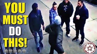 BEST WAY Overcoming FEAR Geтting HIT in Street Fights