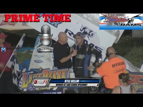 RacinBoys with Kyle Bellm on Prime Time July 26