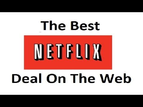 Netflix DealsNetflix Special Offer