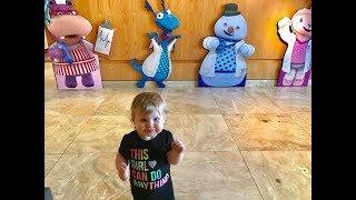 Swim Lessons and Doc McStuffins Museum!