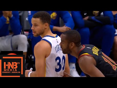 Golden State Warriors vs Cleveland Cavaliers 1st Qtr Highlights | 12.05.2018, NBA Season