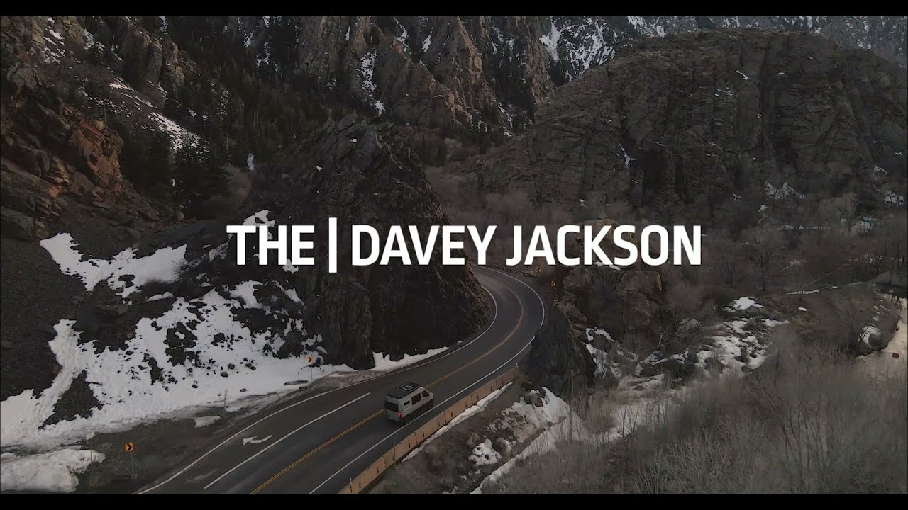 The Davey Jackson Van Build