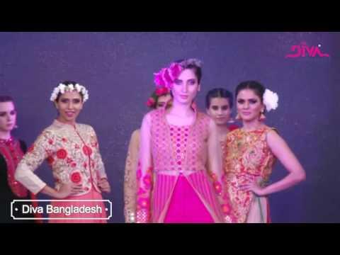 Diva Bangladesh Delhi Fashion Show....