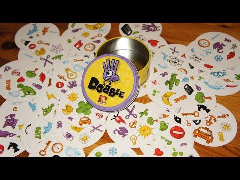 Cómo jugar a Dobble