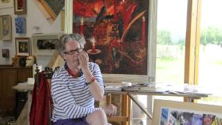 Melvyn Warren-Smith Artist Interview - Part 3