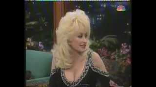 Dolly Parton Interview - Queen Of The Sleezy Tabloids / Tells Of Her Tattoo - 1999