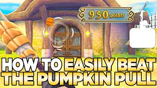 How to EASILY Beat the Pumpkin Pull in Skyward Sword HD