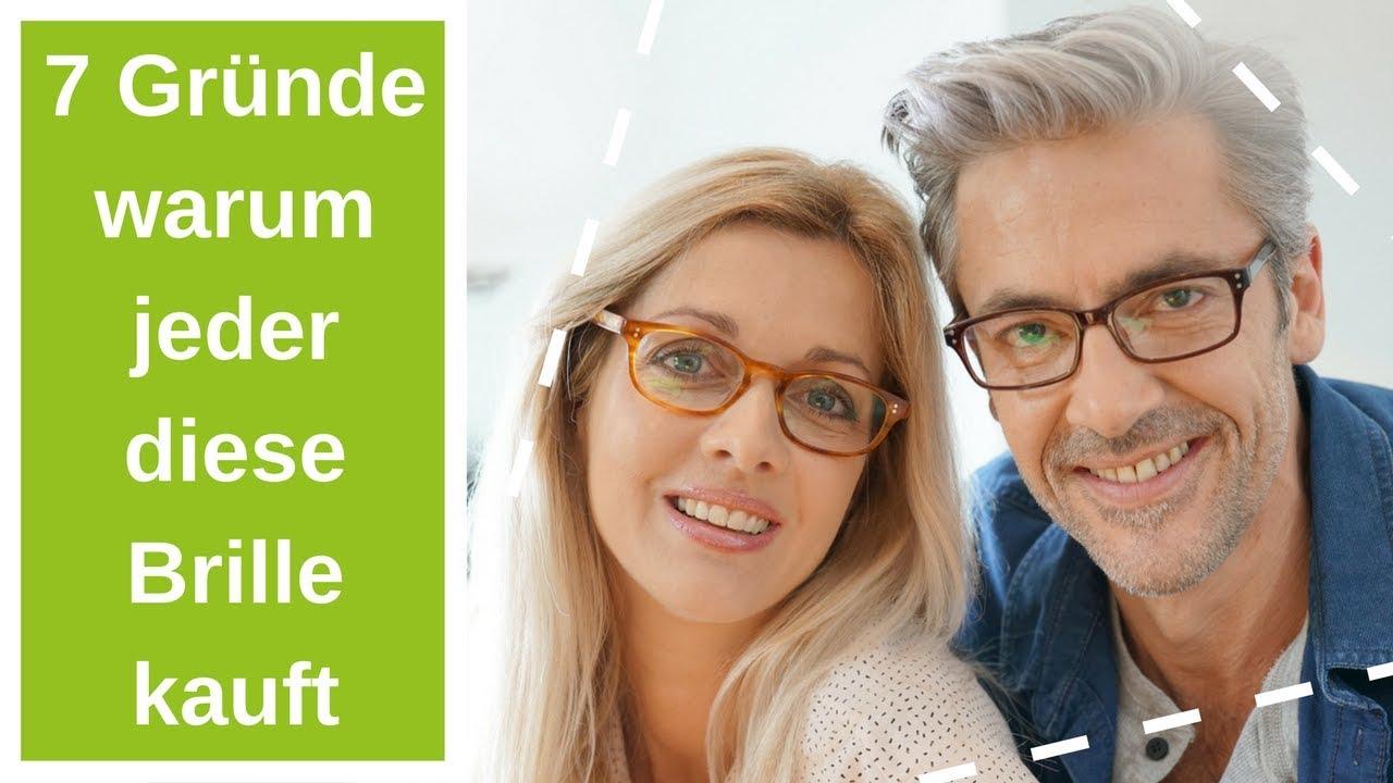offizielle Fotos neuesten Stil von 2019 absolut stilvoll Gleitsichtbrillen-Angebot von brillen.de – 7 Gründe warum jeder diese  Brille kauft