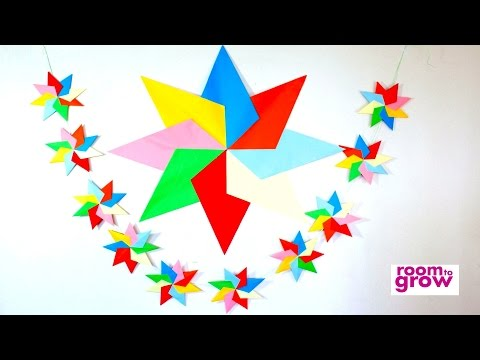 Giant Star & Garland