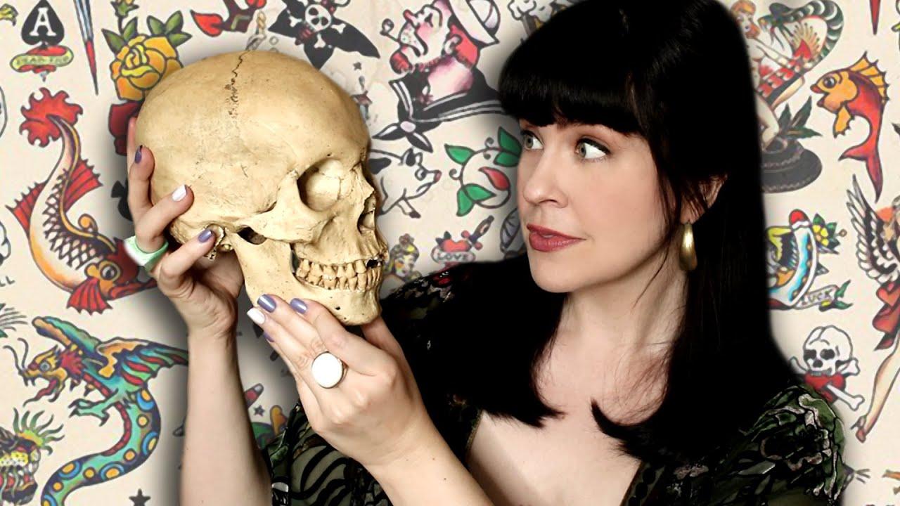 Can I Keep My Parents' Skulls & Tattoos?