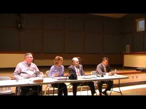 NORTH  SMITHFIELD SCHOOL COMMITTEE MEETING 4 26 16