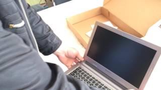 видео Lenovo М30 обзор ультрабука