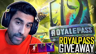SEASON 19 ROYAL PASS 100 RP MAXED - KG DAKKU GAMING - PUBG MOBILE
