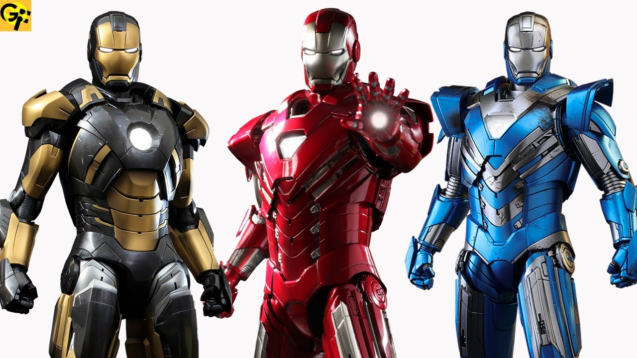 What Happened to Iron Man Armors Mark 51-84?