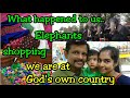 Vlog after a very long time God's own country, Kerala vlog what happened to us? Asvi