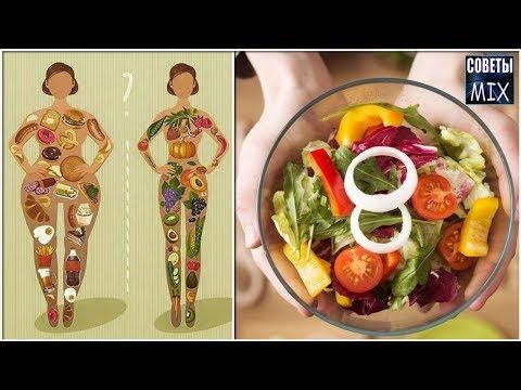 Продукты для похудения от которых Ваш вес будет таять на глазах