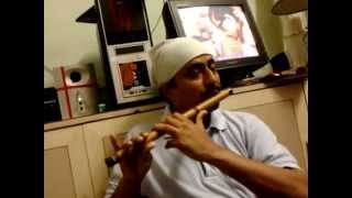 In hawaon me in fizaon me ..flute anoop