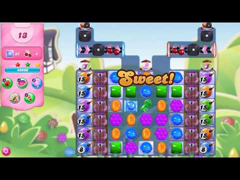 Candy Crush Saga Level 3250 NO BOOSTERS