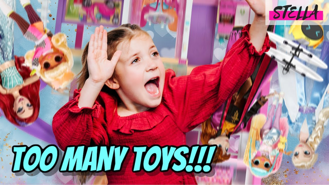 Download I Have Too Many Toys!!!