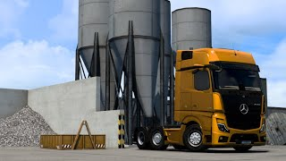 [ETS2 v1.40] Mercedes Benz Actros MP5 2019 v1.6.1