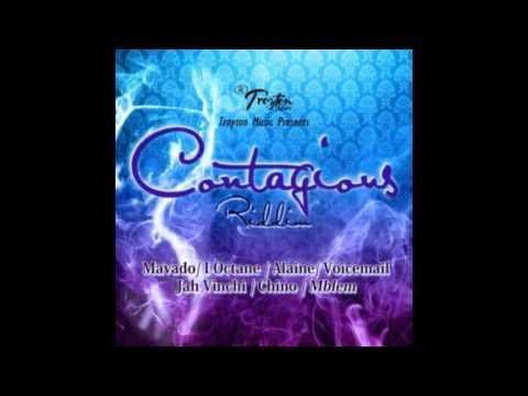 Contagious Riddim Mix {Troyton Music} [Reggae] @Maticalise