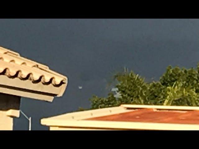 UFO Over North Phoenix