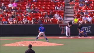 BSB: Texas Tech Takes Series From Kansas