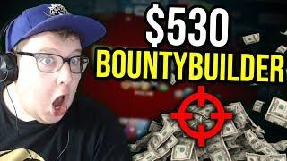 MAKING $$$ IN THE $530 BOUNTY BUILDER! (DEEP RUN)
