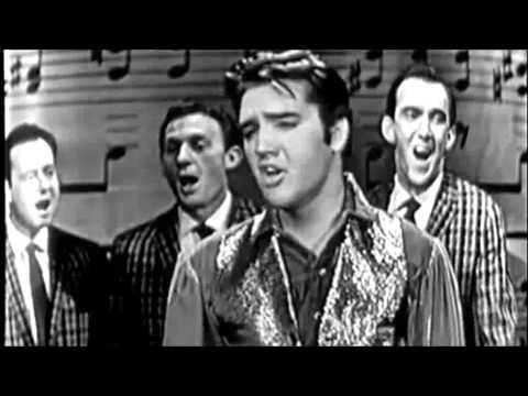 Elvis Presley- Don't Be Cruel( Music Video)