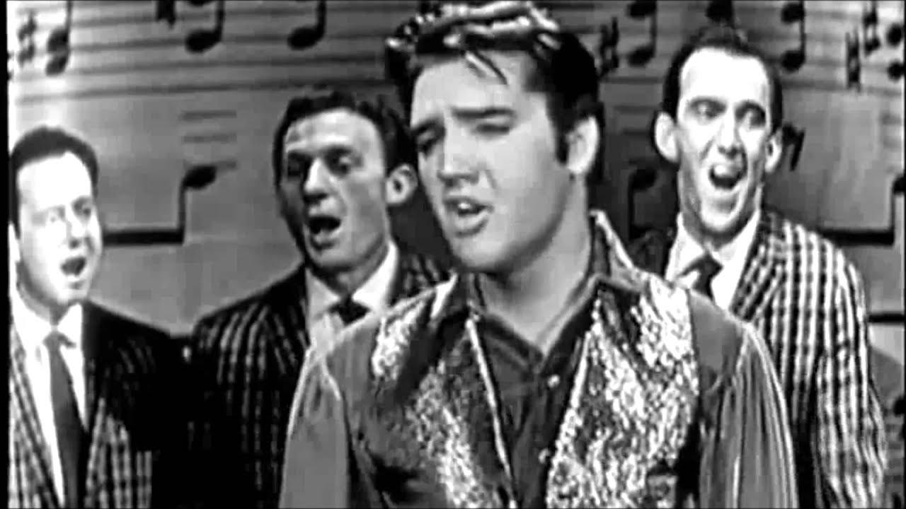 Elvis Presley Don T Be Cruel Music Video Youtube