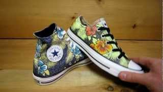 Converse Chuck Taylor All Star Hawaiian Print