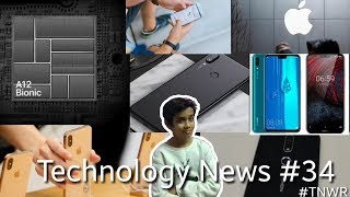 Technology News #34 - Huawei Y9, iPhone new, unlimited plan, Xiaomi 7, Nokia 9, Qualcomm.