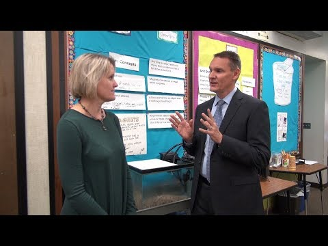 Community Partnerships at McKinney Elementary School, Hillsboro School District