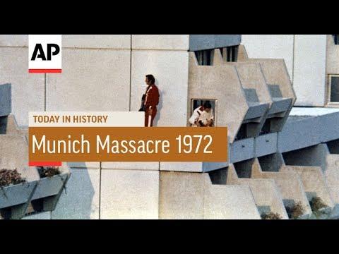 Munich Massacre - 1972 | Today In History | 5 Sept 17