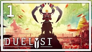 Duelyst: Trump Tries His Luck in Ranked Mode [Paid Promotion]