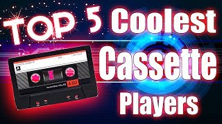 top 5 Best CD and Tape Players Reviews 2017  Cheap CD Players