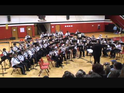 T S Hill Middle School Perform  Holly Jolly Christmas