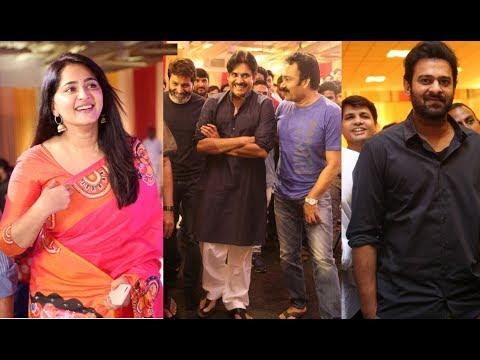 Celebs at shyam prasad reddy Daughter Wedding Full HD Video | Prabhas |  Anushka Shetty